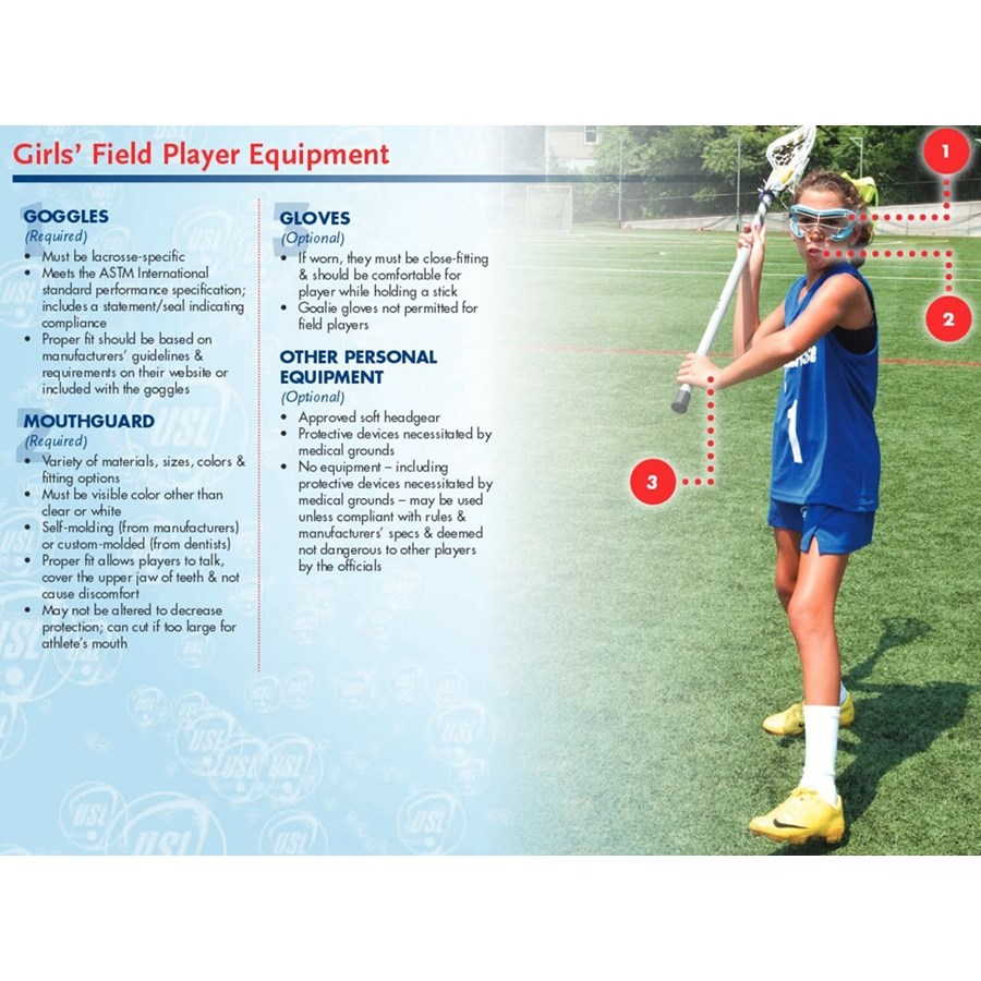 Girls Equipment Package Loan (Grades 3rd-8th)